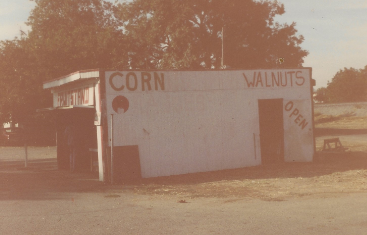 Wheatland Fruit Stand