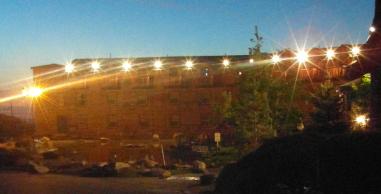 Mt. C at night