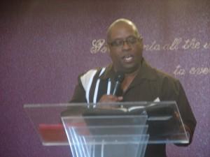 Pastor Arthur catlin